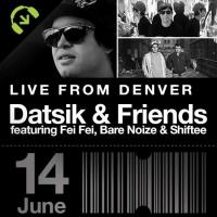 Datsik and Beatport Present 'Datsik and Friends' Beatport Live Session