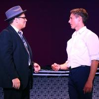 Photo Flash: First Look at Aleks Pevec, Zack Oldham and More in DHT's CATCH ME IF YOU CAN