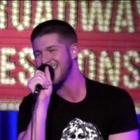 STAGE TUBE: Eric Michael Krop Sings 'Two Day Earthquake' at BROADWAY SESSIONS