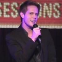 STAGE TUBE: Will Taylor Sings 'We Are Never Ever Getting Back Together' at BROADWAY SESSIONS