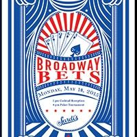 Put on Your Poker Face! BC/EFA Hosts 'Broadway Bets' Tournament Tonight