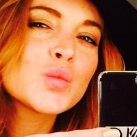 Lindsay Lohan Tweets From Backstage At SPEED-THE-PLOW