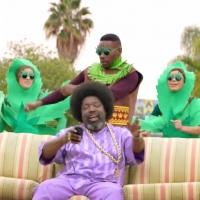 AFROMAN Re-Makes Hit Single 'Because I Got High' and Goes Viral