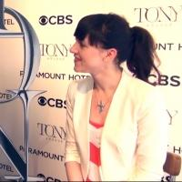 BWW TV Exclusive: Celebrating the 2014 Tony Nominees- Spotlight on HEDWIG AND THE ANGY INCH's Lena Hall!