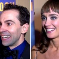 BWW TV: Chatting with Rob McClure, Brynn O'Malley, Tony Danza and More on Opening Night of HONEYMOON IN VEGAS!