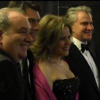 BWW TV: Chatting with the Company of LIVING ON LOVE on Opening Night!