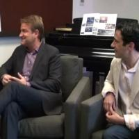 BWW TV Exclusive: BACKSTAGE WITH RICHARD RIDGE- NEWSIES Dream Team Jeff Calhoun & Christopher Gattelli