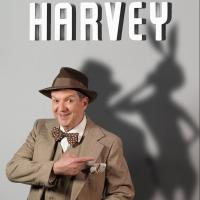 Ricky Graham Leads Rivertown Theaters' HARVEY, Now thru 11/16