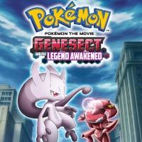 POKEMON THE MOVIE: GENESECT AND THE LEGEND AWAKENED Airs on Cartoon Network Today
