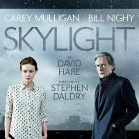SKYLIGHT, Starring Carey Mulligan and Bill Nighy, Starts Tonight on Broadway