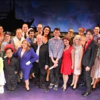 Photo Flash: THE WITCHES OF EASTWICK Author John Dempsey Visits Ogunquit Playhouse