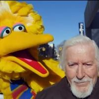 VIDEO: Caroll Spinney, SESAME STREET's Big Bird, Spoofs BIRDMAN