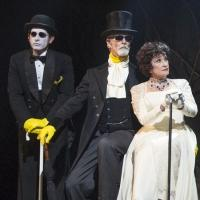 Photo Flash: She's Back! First Look at Chita Rivera in THE VISIT on Broadway