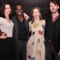 Photo Flash: Playwrights Horizons Celebrates Opening Night of PLACEBO