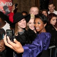 Photo Coverage: Broadway's Newest Murderess, Brandy Norwood, Greets Fans Backstage at CHICAGO!