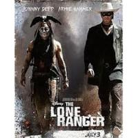 Albuquerque Studios' THE LONE RANGER Rides into Theaters this Summer