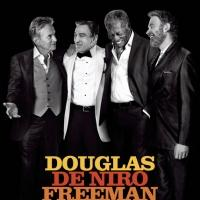 Robert De Niro, Michael Douglas, Morgan Freeman & Kevin Kline to Guest Host THE TODAY SHOW Tomorrow