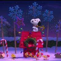 VIDEO: First Look - Snoopy & The Gang Make Big-Screen Debut in THE PEANUTS MOVIE!