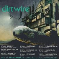 Dirtwire Releases New EP THE CARRIER Today