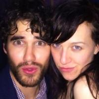 Darren Criss Raves About Lena Hall In HEDWIG & THE ANGRY INCH & Poses With Other Hedwigs