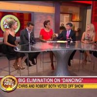 VIDEO: 'Bachelor' Chris Soules, 'Shark Tank's Robert Herjavec Talk DWTS' Elimination