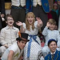 Photo Flash: PETER PAN LIVE! Cast Performs on Macy's Thanksgiving Day Parade!