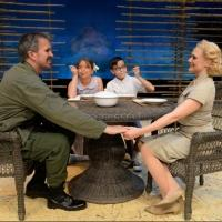 Photo Flash: First Look at George Dvorsky and Haley Swindal in WBT's SOUTH PACIFIC Photos