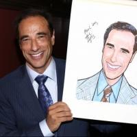 Photo Coverage: Producer Hal Luftig Unveils Sardi's Caricature!