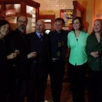 Photo Flash: VANYA AND SONIA AND MASHA AND SPIKE Performance Benefits Alzheimer's Association