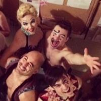 Photo Flash: Saturday Intermission Pics - March 7 - PIPPIN National Tour Celebrates 200 Performances and More!
