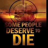 Psychological Thriller 'Some People Deserve To Die' by Colin Knight, is Released