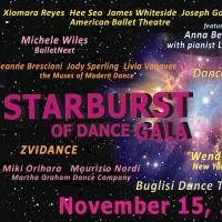 Francis Patrelle Honored at Starburst of Dance Gala Tonight