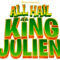 DreamWorks' MADAGASCAR Spin-Off Series 'All Hail King Julien' Heads to Netflix Today