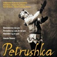 Hartt Dances to Present PETRUSHKA, 11/22-24