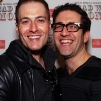 Photo Flash: Ben Rimalower Celebrates Opening of New Solo Show BAD WITH MONEY