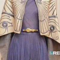REELZ BEVERLY HILLS PAWN Features Taylor's Dress from 'Cleopatra' Today