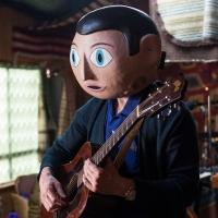 BWW Reviews: FRANK - A Quirky Film of a Young Man's Quest to Fulfill his Musician Dreams