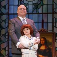 BWW Interviews: GILGAMESH TAGGETT on Tour With ANNIE