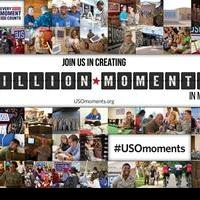 USO to Make a Million Moments in Military Appreciation Month This May