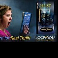 Book By You Releases New Personalized Teen Mystery Novel, HEIST