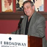 Photo Coverage: Dan Lauria Speaks at Broadway Association Luncheon