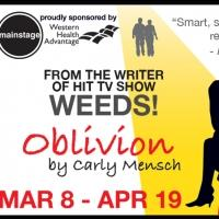 B Street Theatre to Present West Coast Premiere of OBLIVION, 3/8-4/9