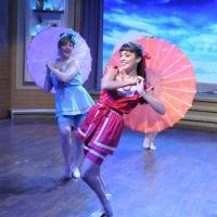 Photo Flash: GIGI's Vanessa Hudgens Performs on Today's 'Live'