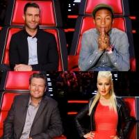 Gwen Stefani, Usher & Ceelo Green to Return to NBC's THE VOICE