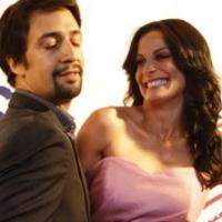 Photo Flash: Lin-Manuel Miranda, Dayanara Torres at 200 CARTAS Premiere