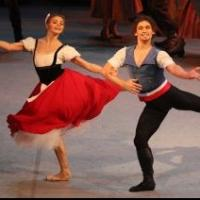 Mikhailovsky Ballet to Make West Coast Debut with THE FLAMES OF PARIS at Segerstrom, 11/28-30