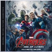 Marvel's AVENGERS: AGE OF ULTRON Original Motion Picture Soundtrack Digital Album Out 4/28