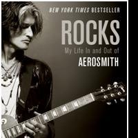 JOE PERRY's 'Rocks: My Life In and Out of Aerosmith' Now on NY Times Bestseller List