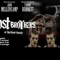 Stephen King, John Mellencamp & T-Bone Burnett Present GHOST BROTHERS OF DARKLAND COUNTY