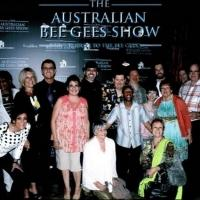 Photo Flash: THE AUSTRALIAN BEE GEES SHOW Welcomes Opportunity Village